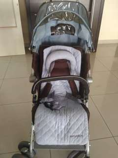 Maclaren XLR stroller