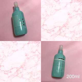 免沖水洗頭 乾髮劑 dry shampoo