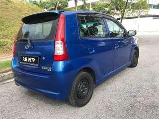 viva 1.0cc auto tahun 09