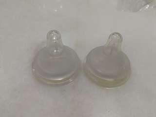 Pigeon wide neck bottle teat (SS SIZE)