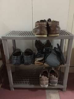 3 Layers Shoes Rack