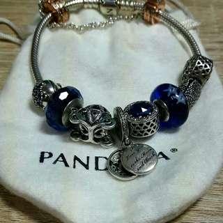 Pandora 潘朵拉手鍊(保證正品)