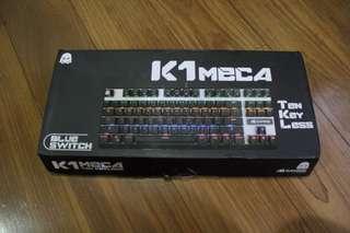Digital Alliance K1 Meca TKL (Ten Key Less) Mechanical Gaming Keyboard