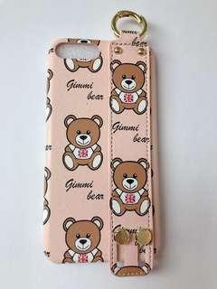 iPhone 7P/8P Case 英國熊 iPhone 皮套
