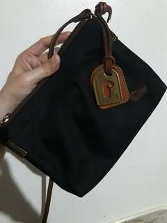 Dooney black sling