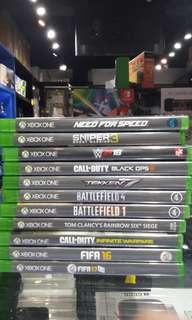 XBox One Games Restock !!!