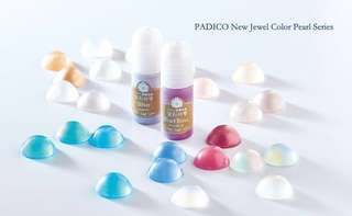 Padico pearl jewel Colour for uv resin or epoxy resin