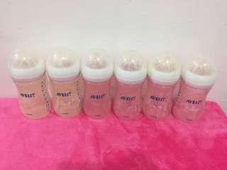 Avent Natural 9oz Bottles