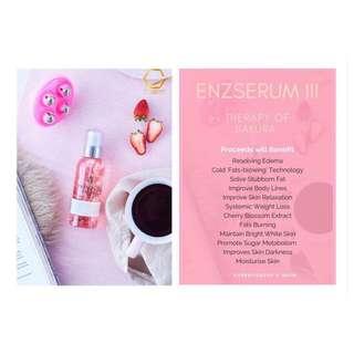 🚚 Enzserum Cooling Slimming Serum