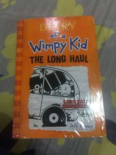 Diary of the Wimpy Kid