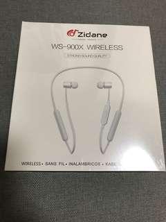 Zidane WS-900X藍牙earphones