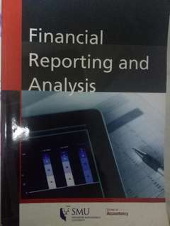 Financial Reporting and Analysis by Resvine, Collins, Johnson, Mittelstaedt