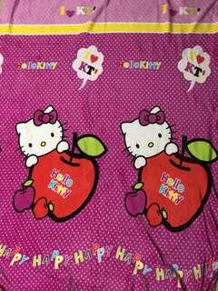 Character Fleece Blanket - Hello Kitty