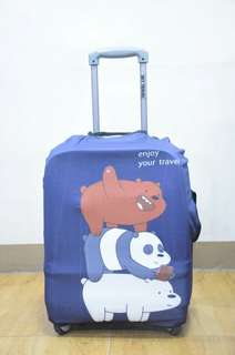 LUGGAGE COVER (WE BARE BEARS)