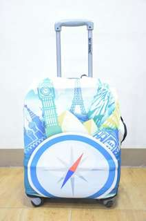 LUGGAGE COVER (COMPASS)