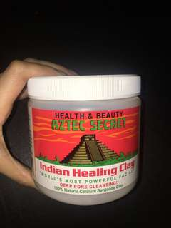 Aztec Indian Healing Clay✨(from healthy options)