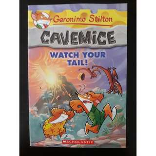 Geronimo Stilton: Watch Your Tail!