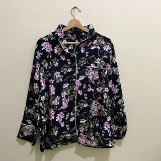 Pajamas Shirt / Kemeja Piyama