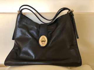 Coach leather handbag brand new