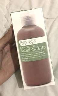Sensatia Acne Clarifying Face Cleanser