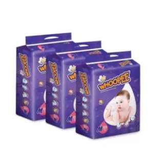 Whoopee Baby Diaper M69 (3 pack)