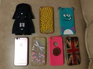 iPhone 6 6s Case (Set or Individual)