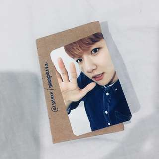 [WTS]EXO BAEKHYUN OFFICIAL 5TH ANNIVERSARY PHOTOCARD