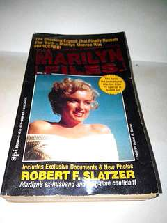 MARILYN MONROE - MARILYN FILES BOOK