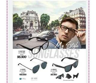 Kacamata marcel