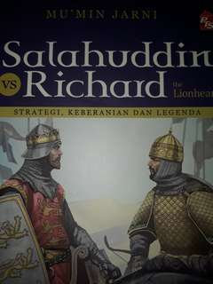 Salahuddin vs Richard the lionheart