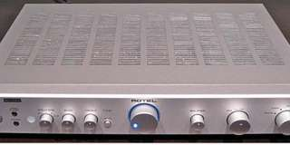 Rotel Integrated Amp
