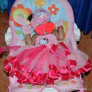 Baby Rocker for baby girl