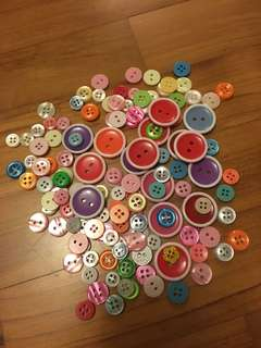 BN Assorted Buttons