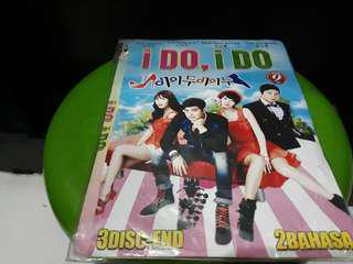 KASET DVD KDRAMA - I DO I DO