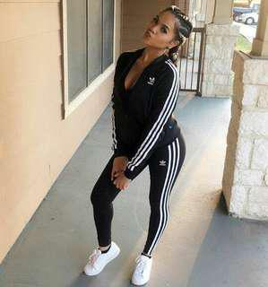 Adidas Tracksuit and Pants combo