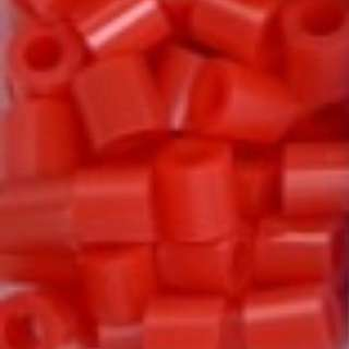🚚 5mm Perler / Hama / Fused beads 1,000pcs - Red