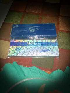 Pelentik bulumata/Lash lift silver 130&biru 120 free ongkir