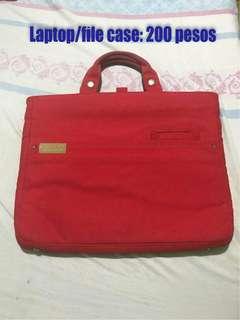 Laptop case/ file case