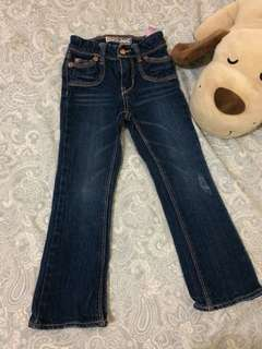 Auth Levis for lil girl