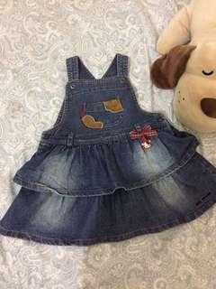 Jumpskirt for lil girl