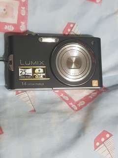 Panasonic Lumix DMC-FX68.