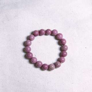 🦉 Rhodonite Healing Crystal Bracelet
