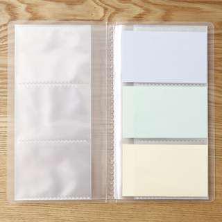 60 Pockets Photo Album Storage Case For Polaroid Fuji Mini Film Instax Film