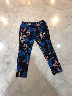 Nyla flower pants