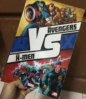 Original Marvel Comic - Avengers VS X-men