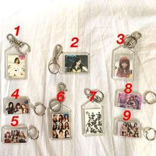 🚚 少女時代SNSD鑰匙圈🔑