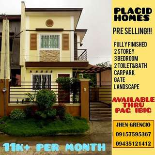3 bedroom Single attached house for sale in san mateo rizal