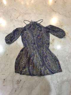 Stradivarius sabrina dress