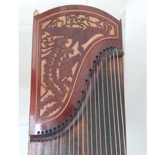 Chinese GuZheng, Chinese Zitter Harp
