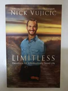 NICK VUJICIC - LIMITLESS